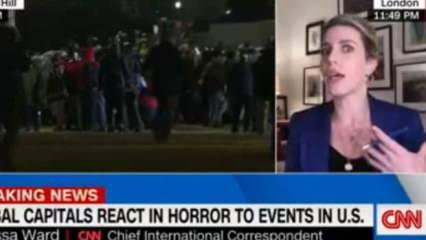 Türkiye'nin ABD açıklaması CNN muhabirini çıldırttı