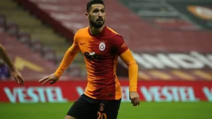 Galatasaray'da flaş Emre Akbaba kararı!