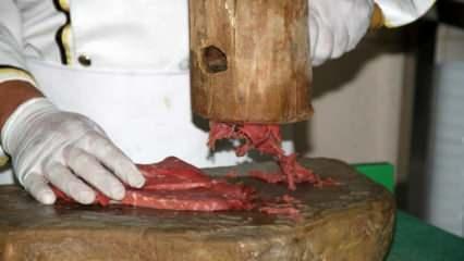 En eski diyet yemeği: Abdigör köftesi tarifi! Diyet köfte nasıl yapılır?