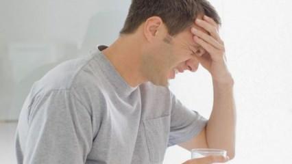 Geçmeyen baş ağrısı beyin tümörü belirtisi olabilir