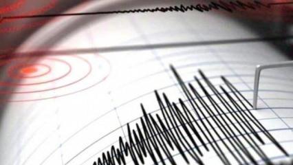 İspanya'da 4,3 büyüklüğünde deprem oldu