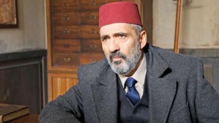 Usta oyuncu Yavuz Bingöl 'Akif' filminin kazancını Mehmetçik Vakfı'na bağışlayacak