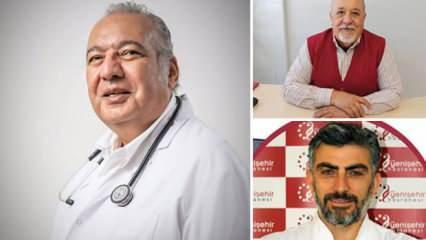 Mersin'de 3 doktor koronavirüs nedeniyle hayatını kaybetti
