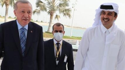 Çarpıcı açıklama! Suudi Arabistan ile anlaşan Katar, Türkiye'yi satar mı?