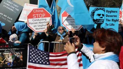 Karar açıklandı: ABD'den Çin'e 'Uygur' darbesi!