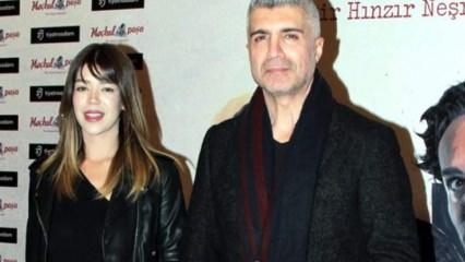 Ünlü oyuncu Özcan Deniz'in eski eşi Feyza Aktan'ın evinde korkutan yangın!