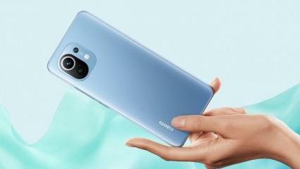 Xiaomi Mi 11 global lansmanı duyuruldu