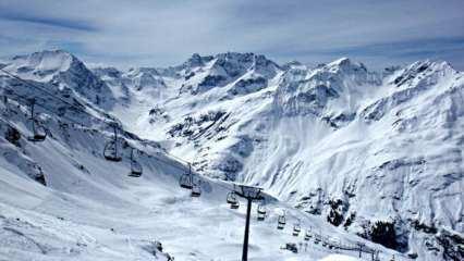 Dünyanın en iyi 5 kayak merkezi