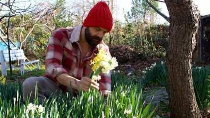 Doğa tutkunu öğretmen Cemil Ceylan, sosyal izolasyonu ağaç evinde sağlıyor!