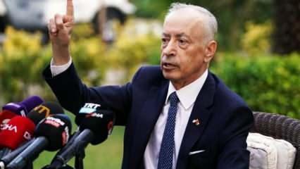 Mustafa Cengiz: Serdar Tatlı bir saniye orada durmamalı