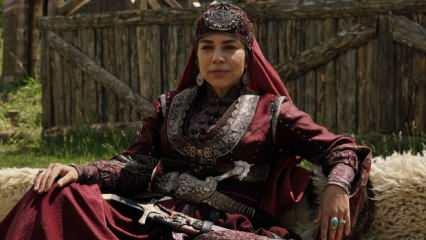 Oyuncu Yeşim Ceren Bozoğlu Kuruluş Osman'daki 'Hazal Hatun' karakteri hakkında konuştu!