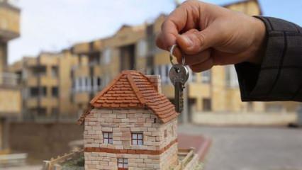 Konut satışları geçen yıl en çok Şırnak'ta arttı, Bolu'da düştü
