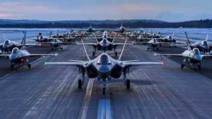 Pentagon'dan F-35 açıklaması: Türkiye'nin rolü daha da azaltılacak