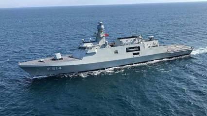 Resmen açıklandı! Türkiye'den 4 adet savaş gemisi alacaklar