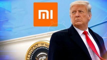 ABD Başkanı Trump Xiaomi'yi kara listeye aldı