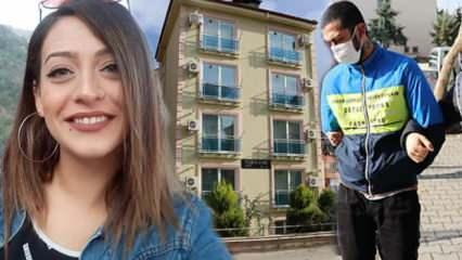 Aleyna cinayetinde yeni detaylar! Binaya kurye olduğunu söyleyerek girmiş