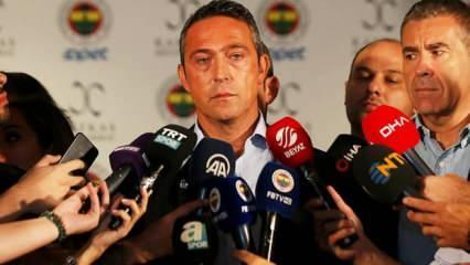Ali Koç: Ayrılacak ve gelecek oyuncular var