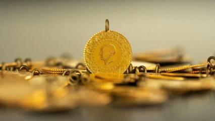 Altın fiyatları dip seviyede! 16 Ocak: Çeyrek altın Gram altın Bilezik alış satış fiyatı