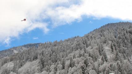 Avrupalı kayakçılar, Kaçkarlar'ı tercih etti