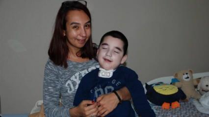 Azot davasında yeni gelişme! 7 yaşındaki Ege Avcı yaşam mücadelesi vermeye devam ediyor
