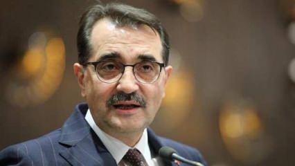 Bakan Dönmez: Fatih sondaj gemimiz Karadeniz'deki yeni durağı Türkali-2 kuyusuna ulaştı