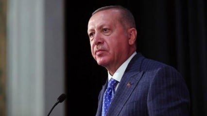 Erdoğan, Telegram ve BİP üzerinden yeni mesaj!