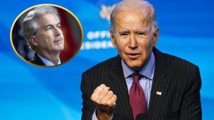 Biden, CIA'in başına getirdiği ismi açıkladı! Türkiye sözleri hafızalara kazınmıştı