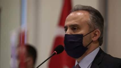 Bursa Büyükşehir Belediye Başkanı Aktaş'ın 'kunta kinte' isyanı