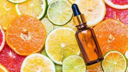 C vitamini faydaları nelerdir? C vitamini içeren besinler hangileridir?