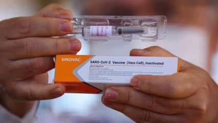 Çin Dışişleri ve Sinovac'tan aşı açıklaması! Etkinlik oranı 50.4 olarak duyurulmuştu