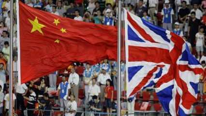 Çin'den, İngiltere'ye 'Uygur Türkleri' tepkisi