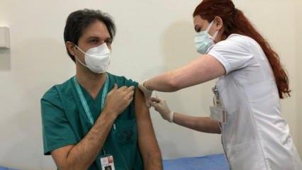 Koronavirüsle mücadelede kritik eşik! Ve kitlesel aşılama başladı...
