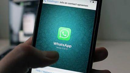 WhatsApp'tan çok büyük hata! Konuşmalar internete sızdı