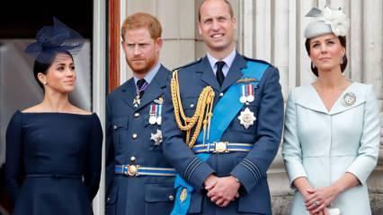 Prens Harry ve Meghan Markle'den Kate Middleton'a sürpriz hediye!