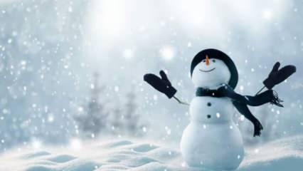 Rüyada kar yağdığını görmek neye işaret? Rüyada karda yürüdüğünü görmek nasıl yorumlanır?