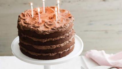 Rüyada yaş pasta görmek ne demek? Rüyada pasta yapmak hayırlı mıdır?