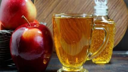 Sabahları aç karnına sirkeli su içmek zayıflatır mı? Sirkeli suyun faydaları nelerdir?