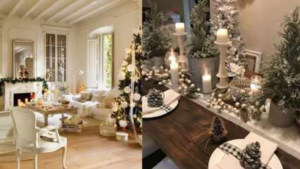 Soğuk kış günlerine uygun ev dekorasyonu önerileri