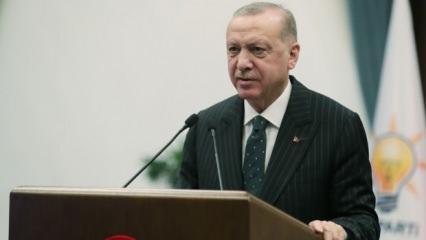 Son dakika! Cumhurbaşkanı Erdoğan'dan dolar ve faiz açıklaması