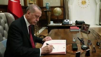 Son dakika: Eğitim Politika Belgesi Taslağı Başkan Erdoğan'a sunuldu