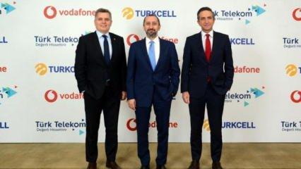Son dakika: Turkcell, Türk Telekom ve Vodafone imzaları attı! Ücretsiz olacak