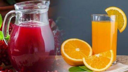 Taze sıkılmış meyve suyunu faydalı sanıyoruz ama... 6 kritik hata faydasını azaltıyor!