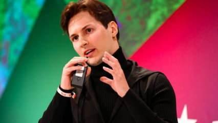 Telegram'ın geliştiricisi Apple ve Google'ın da tehlikeli olduğunu söyledi