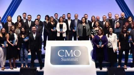 Türkiye'nin en etkin 50 CMO'su hızla yükseliyor