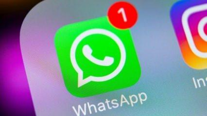 WhatsApp'a hem engel hem de para cezası gelebilir