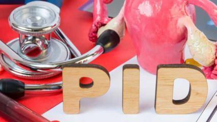 Yumurtalık iltihabı (Pelvik enfeksiyon) nedir, rahimde iltihaplanma belirtileri neler?