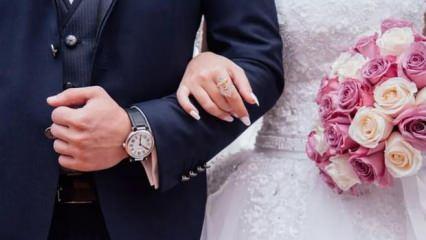 Düğün ve nikah kısıtlamaları ne zaman kalkacak? İlk sinyal verildi