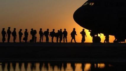 ABD bir ülkeden daha askerlerini çekti!