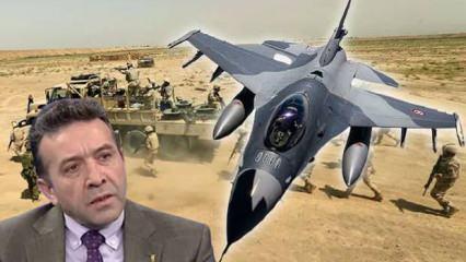 Abdullah Ağar açıkladı: Türkiye operasyon yapacak