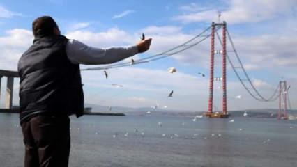AK Partili Turan'dan Çanakkale Köprüsü müjdesi: Yıl sonunda araçla karşıya geçeceğiz